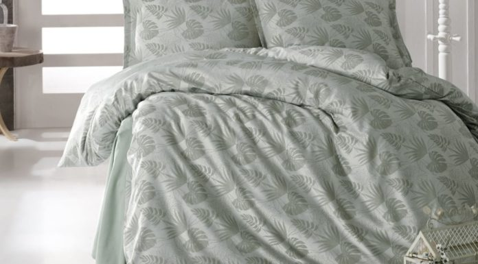 Lenjerii de pat din cele mai diverse materiale