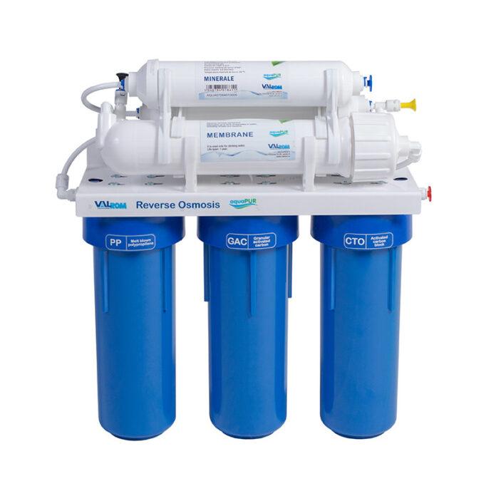 Stația sau filtrul osmoza inversă pentru casa ta